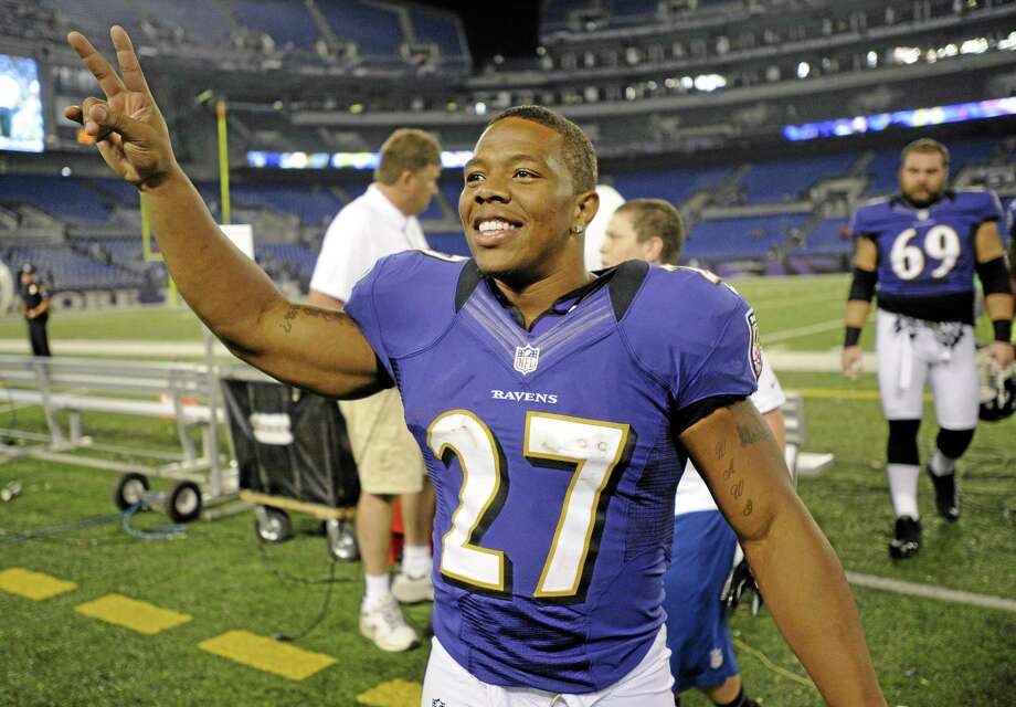 An investigator found the NFL should have sought more information in the Ray Rice abuse case. Photo: Nick Wass — The Associated Press File Photo  / FR67404 AP
