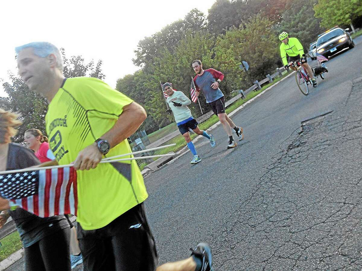 The fourth annual Run for the Fallen CT was held at Wilbert Snow Elementary School in Middletown in 2013.