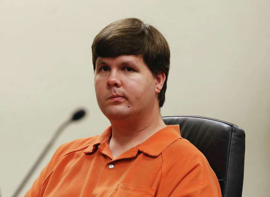 FILE -  In a Thursday, July 3, 2014 file photo, Justin Ross Harris, the father of a toddler who died after police say he was left in a hot car for about seven hours, weeps as he sits at his bond hearing in Cobb County Magistrate Court, in Marietta, Ga. On Thursday,, Sept. 4, 2014, a Cobb County grand jury indicted Harris on multiple charges, including malice murder, felony murder and cruelty to children. The malice murder charge indicates that prosecutors believe that Harris intentionally left his son Cooper in the hot car to die. (AP Photo/Marietta Daily Journal, Kelly J. Huff, Pool, File) Photo: AP / Pool Marietta Daily Journal
