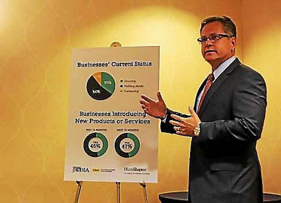 Joseph Kask, managing partner at BlumShapiro. Photo: Christine Stuart — CT News Junkie