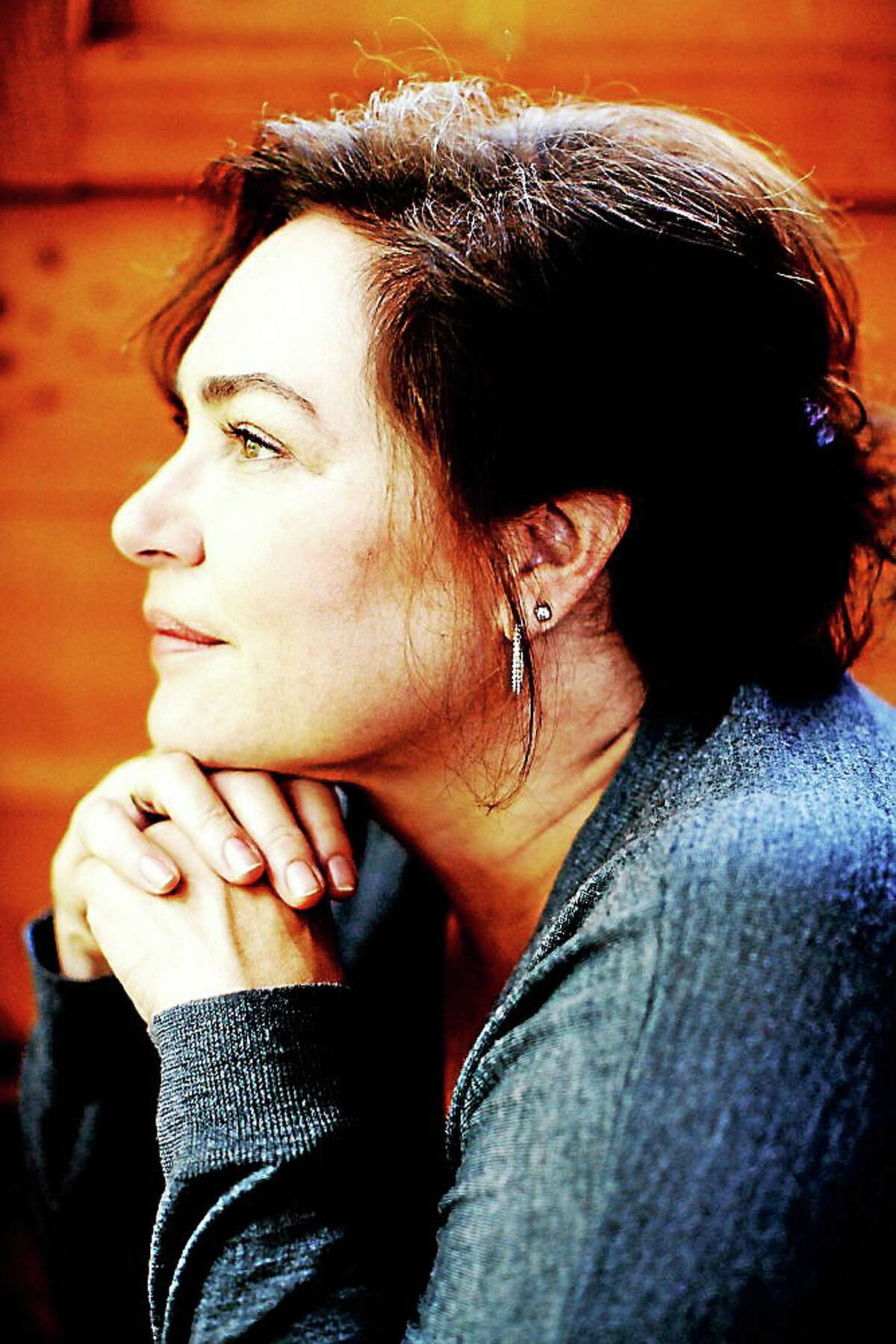 Amy Bloom will read at Wesleyan University's Russell House in Middletown this month.
