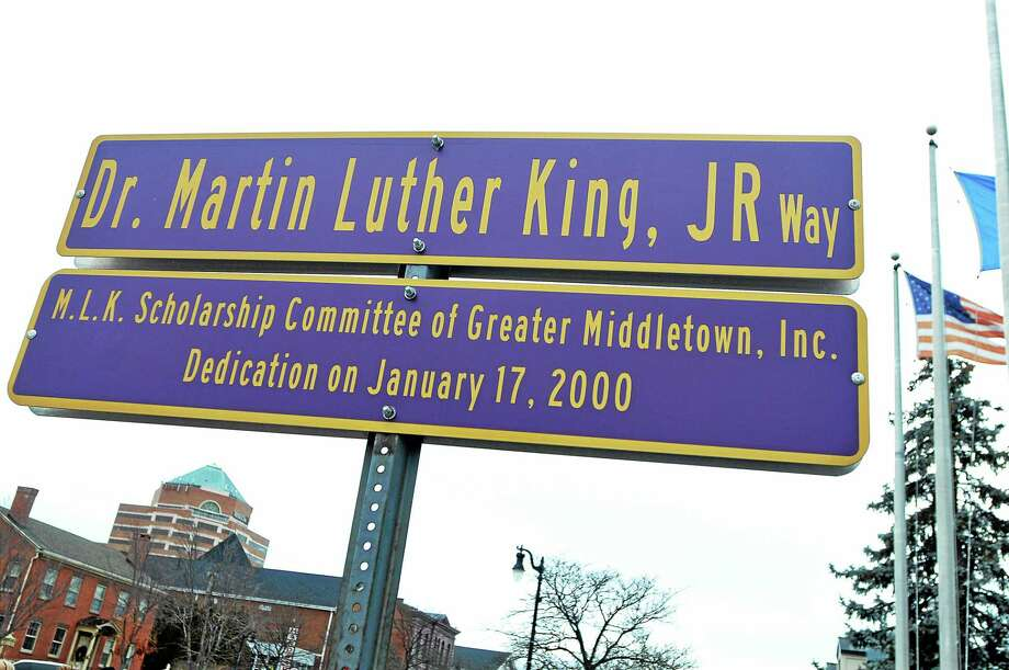 The Middletown city council on Monday voted to donate the excess funds from a $10,000 donation from Wesleyan University to the Martin Luther King Jr. Scholarship Committee. Photo: File Photo  / TheMiddletownPress