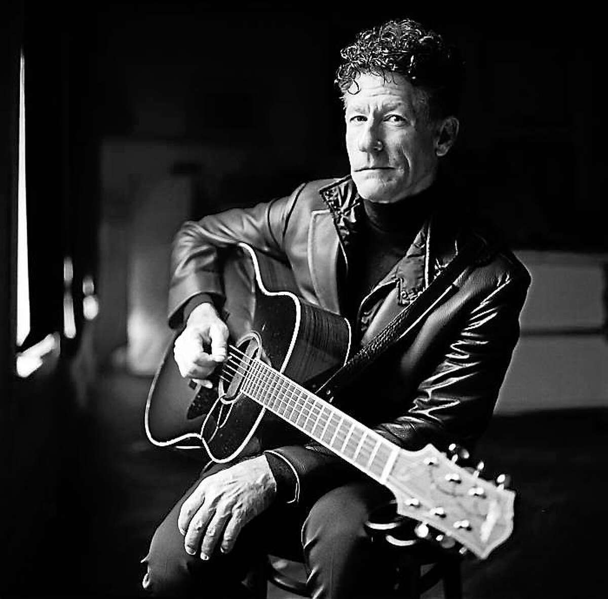 Submitted photo - Lyle Lovett Lyle Lovett and John Hiatt are performing a double bill show at the Klein in Bridgeport on Jan. 30.