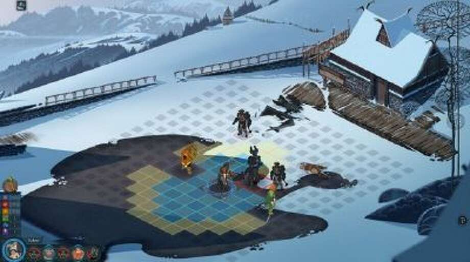 """The Banner Saga"" found success on Kickstarter and players will reap the rewards with a good strategy role-playing game."