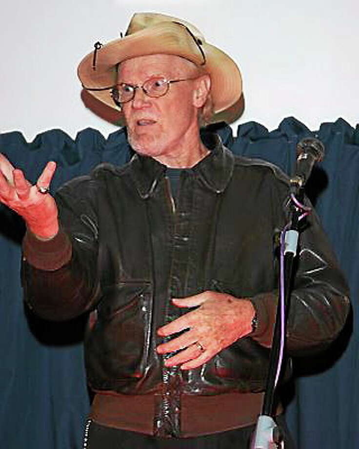 Submitted photo - ARTFARM Local actor John Basinger, who will be playing Lear for ARTFARM this summer, is a guest at Shakespeare Slam. Photo: Journal Register Co.