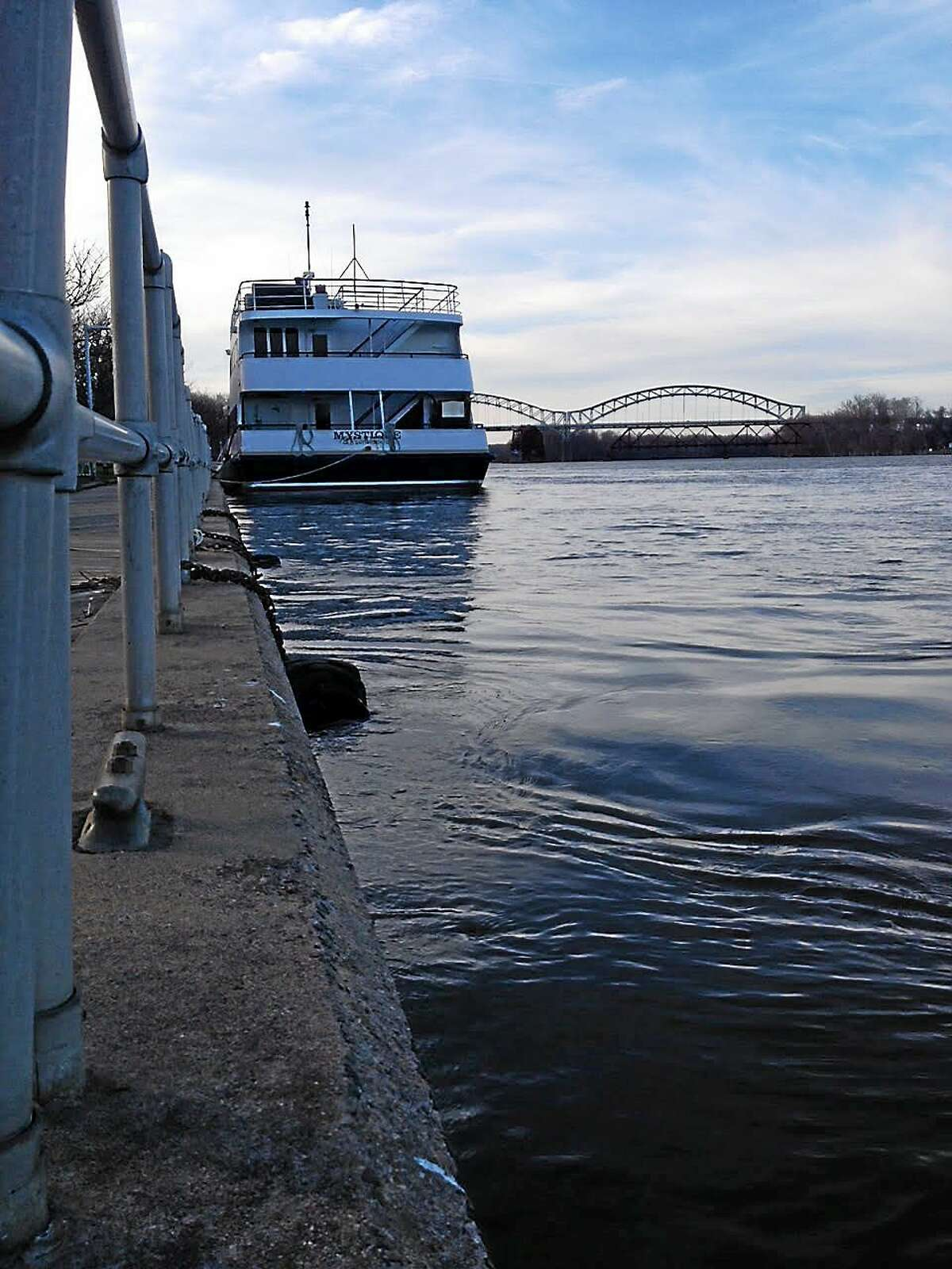 The state grant will help finance environmental assessments, project design and environmental remediation along the Connecticut River.