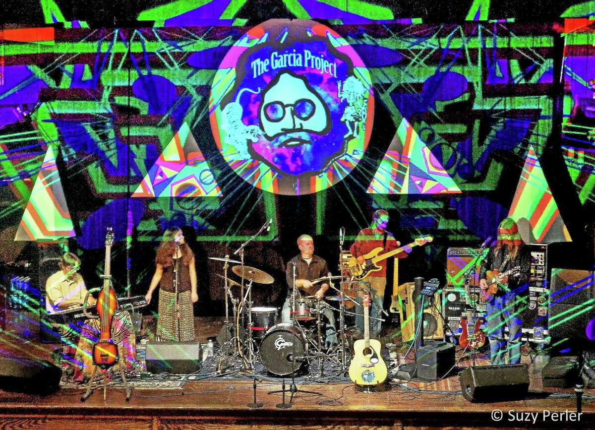"""Contributed photo The Garcia Project, a cover band of The Grateful Dead's music is coming to HYPERLINK """"http://www.trinityonmain.org""""Trinity-on-Main, 69 Main St.,New Britain, Sept. 14 at 8 p.m."""