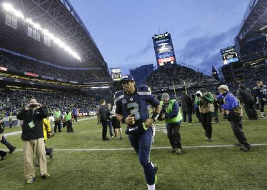 Will Russell Wilson be the big winner in February?