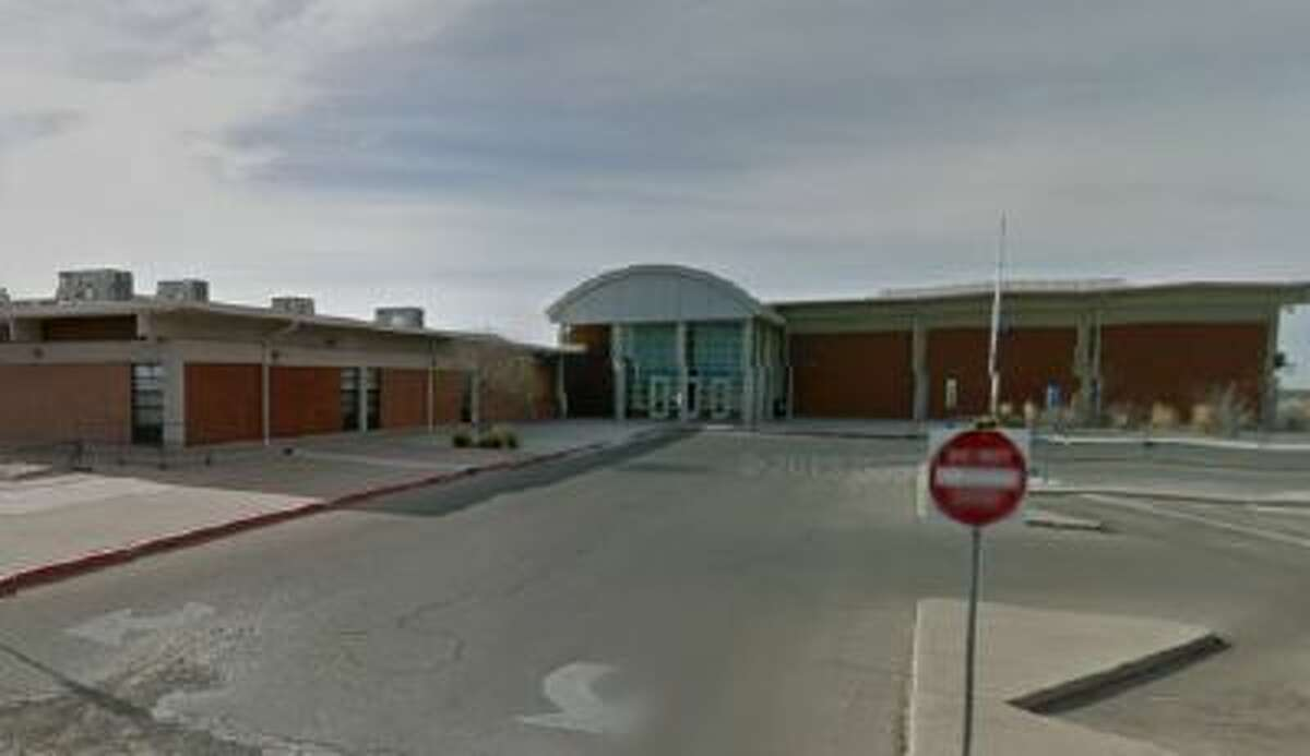 A Google streetview image of Berrendo Middle School at 828 Marion Richards Road in Roswell, N.M.