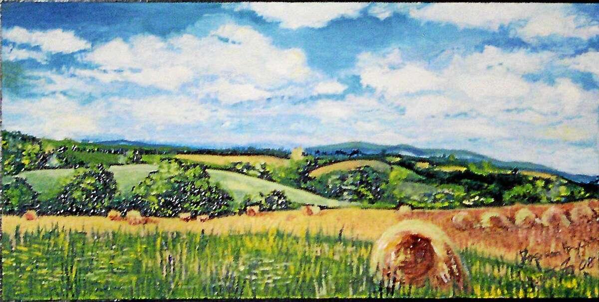 "Image courtesy of the artist ""Roseneath"" Ontario, 2008 by Vivian Zoe."