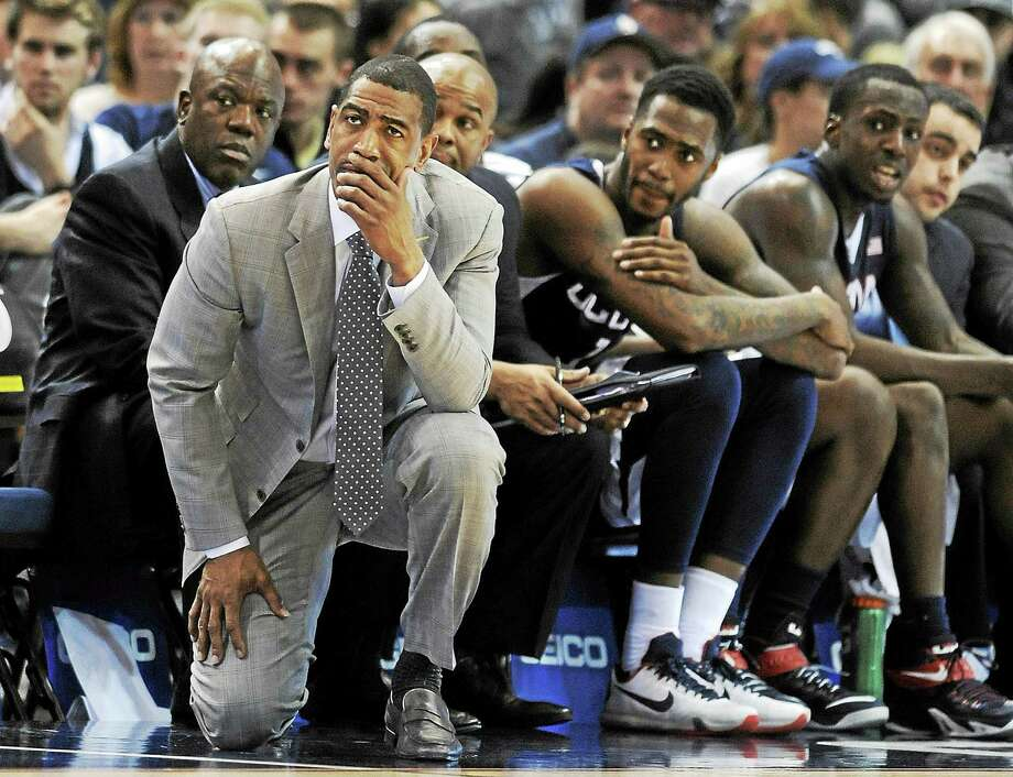 UConn head coach Kevin Ollie and the Huskies will open AAC play at Tulane the day after the Sugar Bowl. Photo: Fred Beckham — The Associated Press File Photo  / FR153656 AP