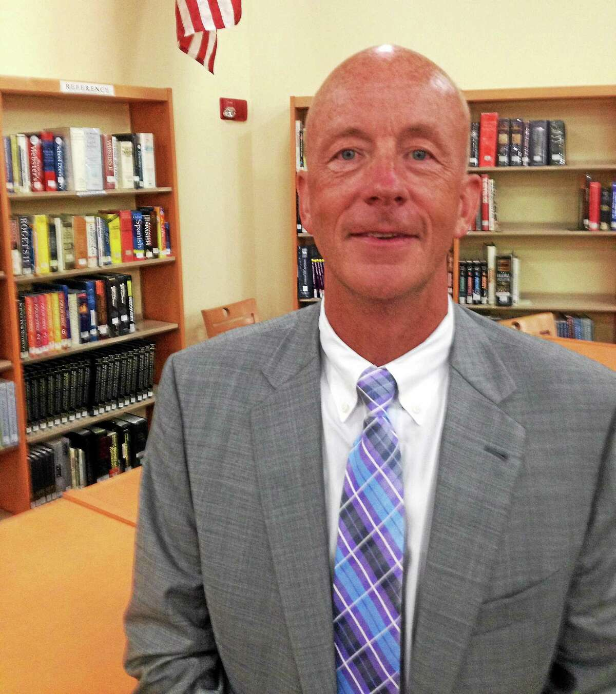 When Portland students headed back to school this week, they did so with a new superintendent, Phillip B. O'Reilly.