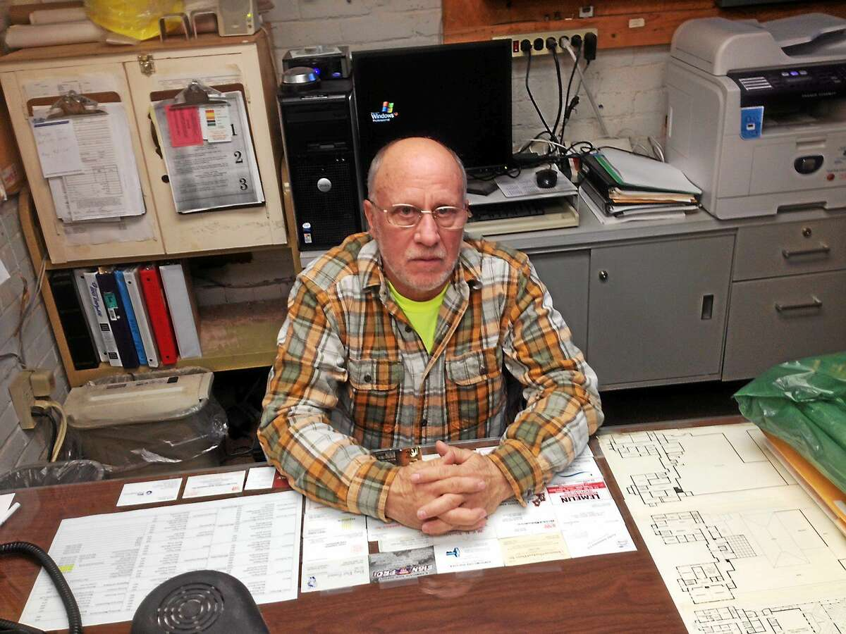 Building Superintendent Frank Thomas is retiring after three decades at town hall but he'll be around for some time to train a replacement.