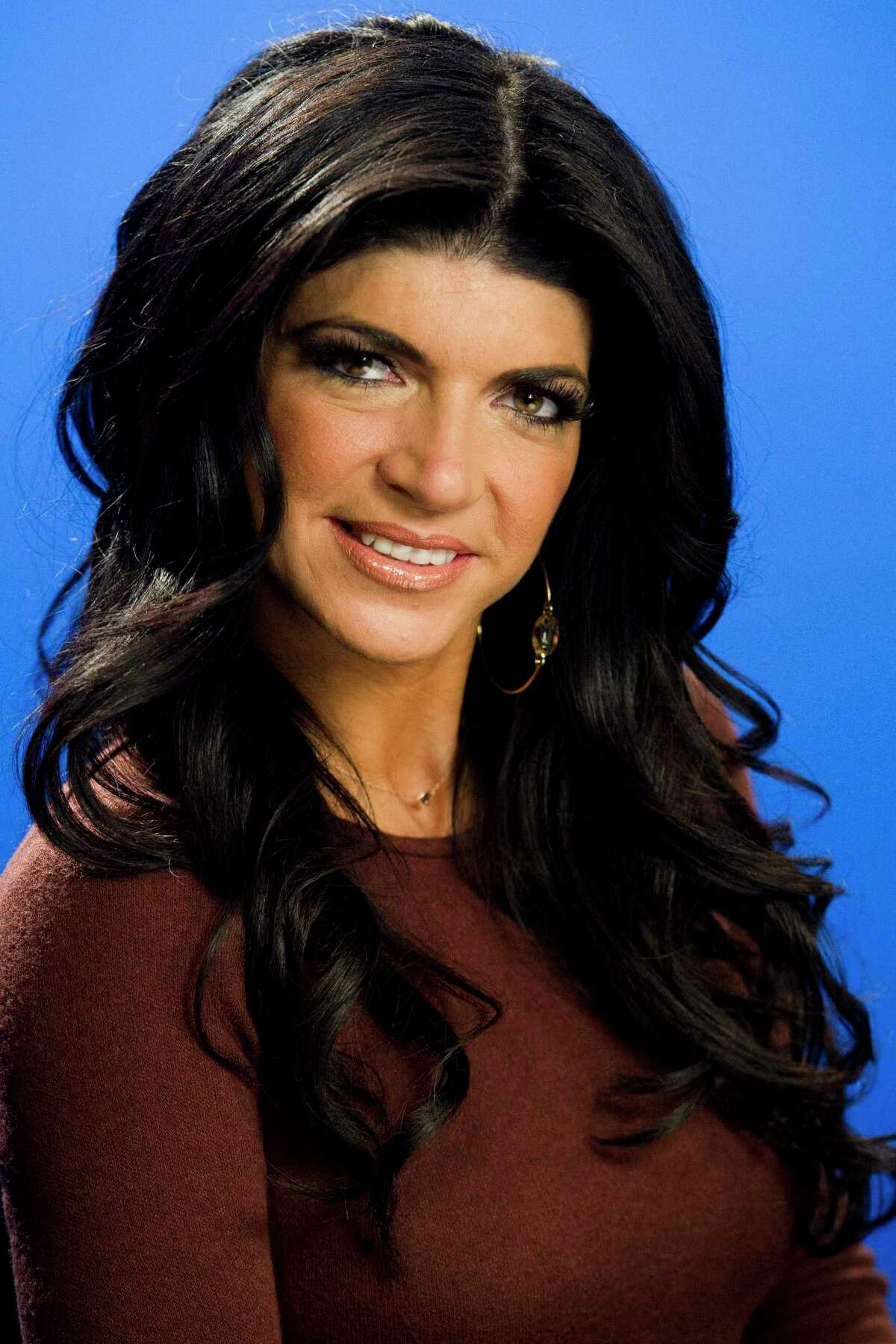 This Jan. 4, 2012 photo shows Teresa Giudice posing for a portrait in New York.