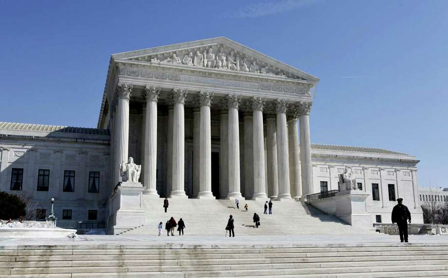 The Supreme Court Building is seen in 2009 on Capitol Hill in Washington. Photo: AP File Photo  / AP