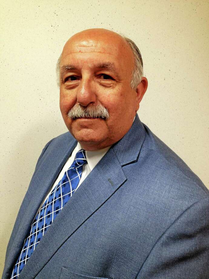 Cromwell Town Manager Anthony J. Salvatore Photo: Journal Register Co.