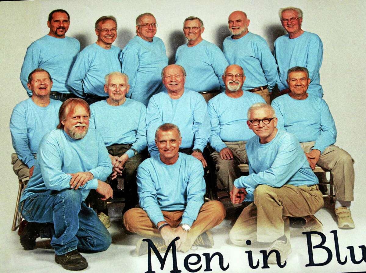 The Middlesex Hospital Men in Blue prostate cancer calendar is raising funds to fight the disease.