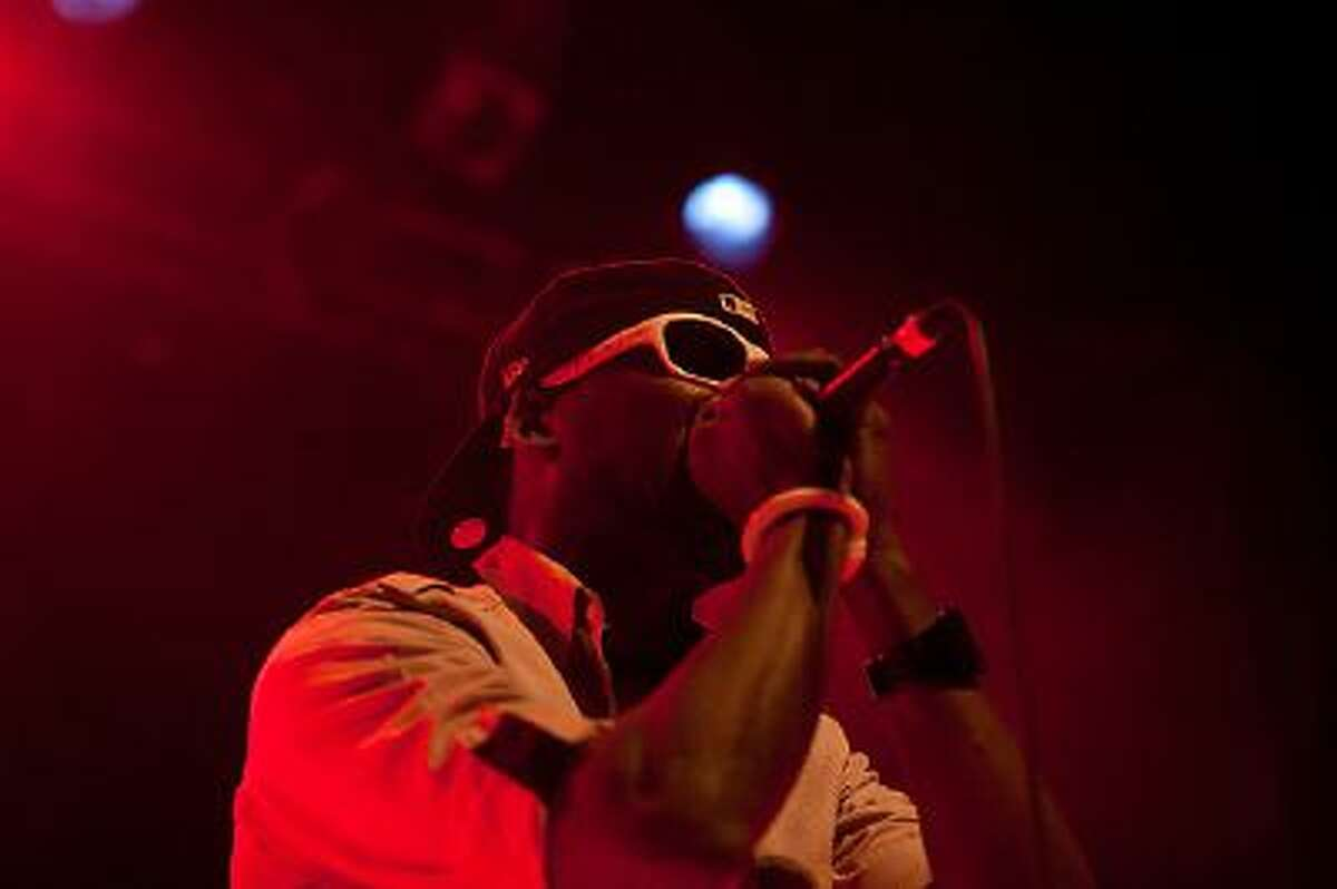 Big Boi played the Ogden Theatre on Friday as one of many rare shows and after parties for the SIA Snow Show.