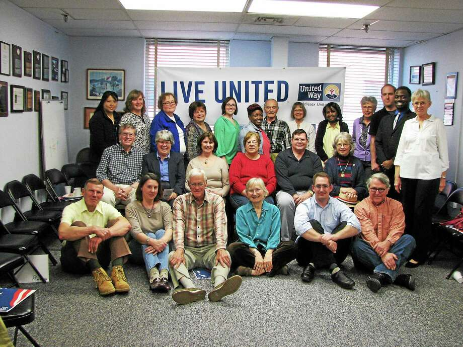 VITA volunteers help low- to moderate-income families file their taxes for free at the Middlesex United Way and North End Action Team offices in Middletown. Photo: Courtesy Photo