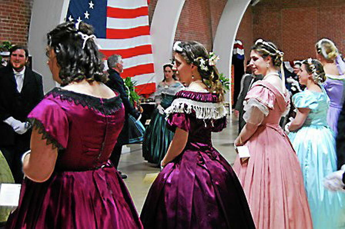 Submitted photo The Cromwell Historical Society is hosting a May Day Tea.