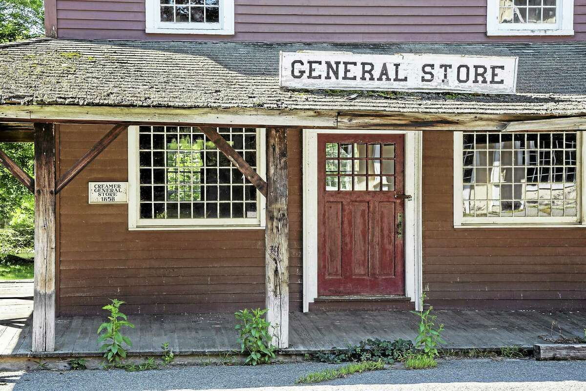 Abandoned for 20 years, the Village of Johnsonville in East Haddam now has a new, unidentified owner, who placed a winning bid Thursday of $1.9 million at Auction.com.