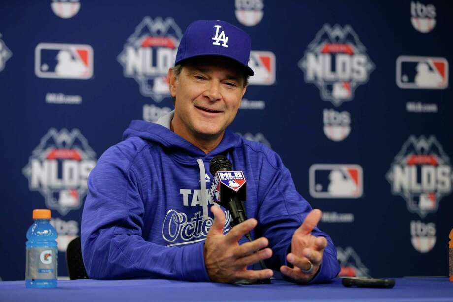 Don Mattingly has been hired as manager of the Miami Marlins less than a week after he parted with the Dodgers. Photo: The Associated Press File Photo  / AP