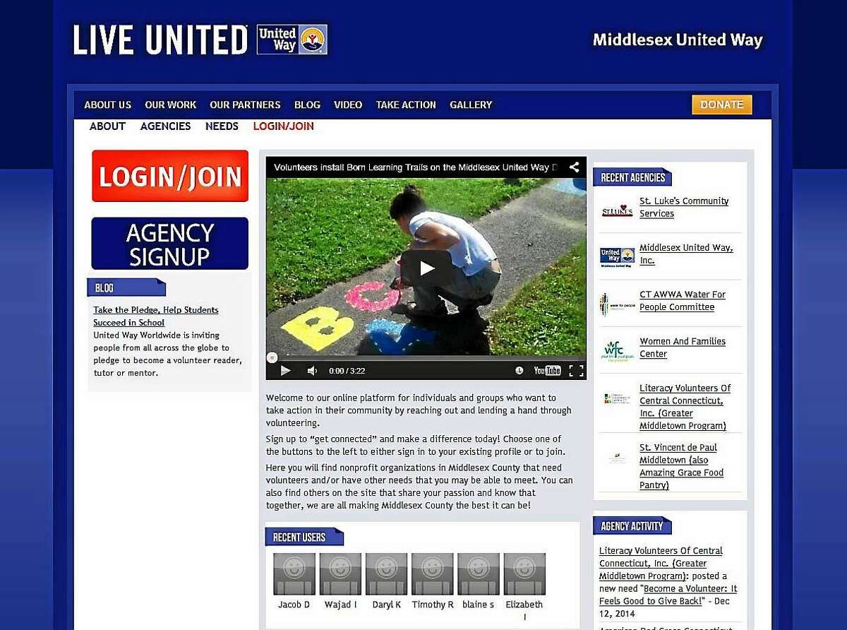 If volunteering is part of your New Year's resolution, find opportunities in Middlesex County through the United Way.