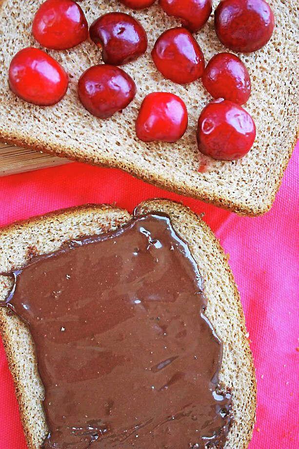 Creamy vegan Chocolate Hazelnut Spread is a low-cost alternative to brand-name options. Photo: Courtesy I.O.N. Restaurant