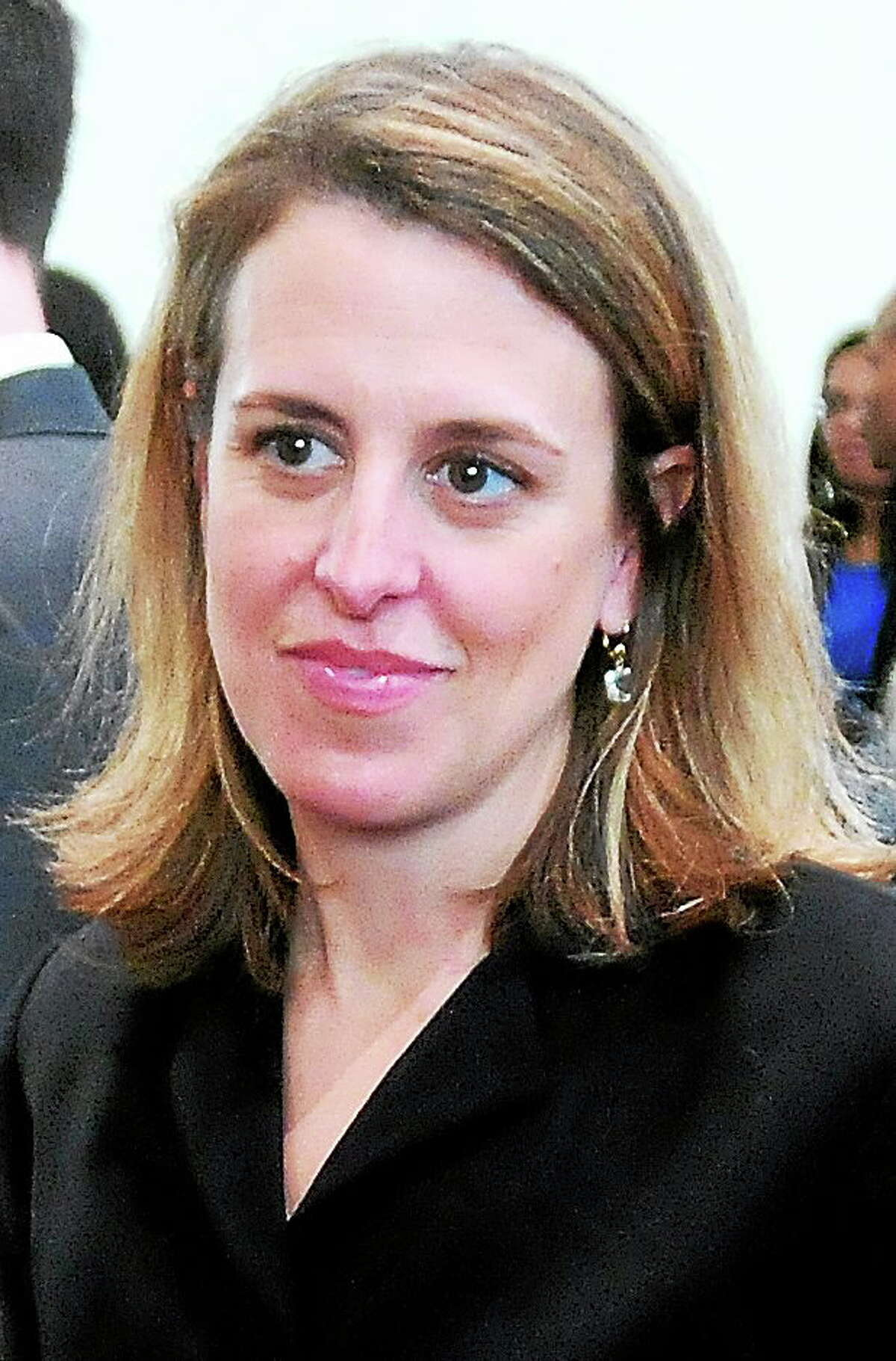 (Photo by Arnold Gold - New Haven Register) Jennifer Alexander, acting CEO of ConnCAN.
