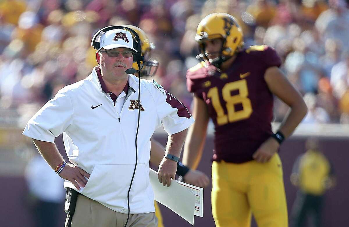 University of Minnesota football coach Jerry Kill abruptly retired because of health reasons on Wednesday.