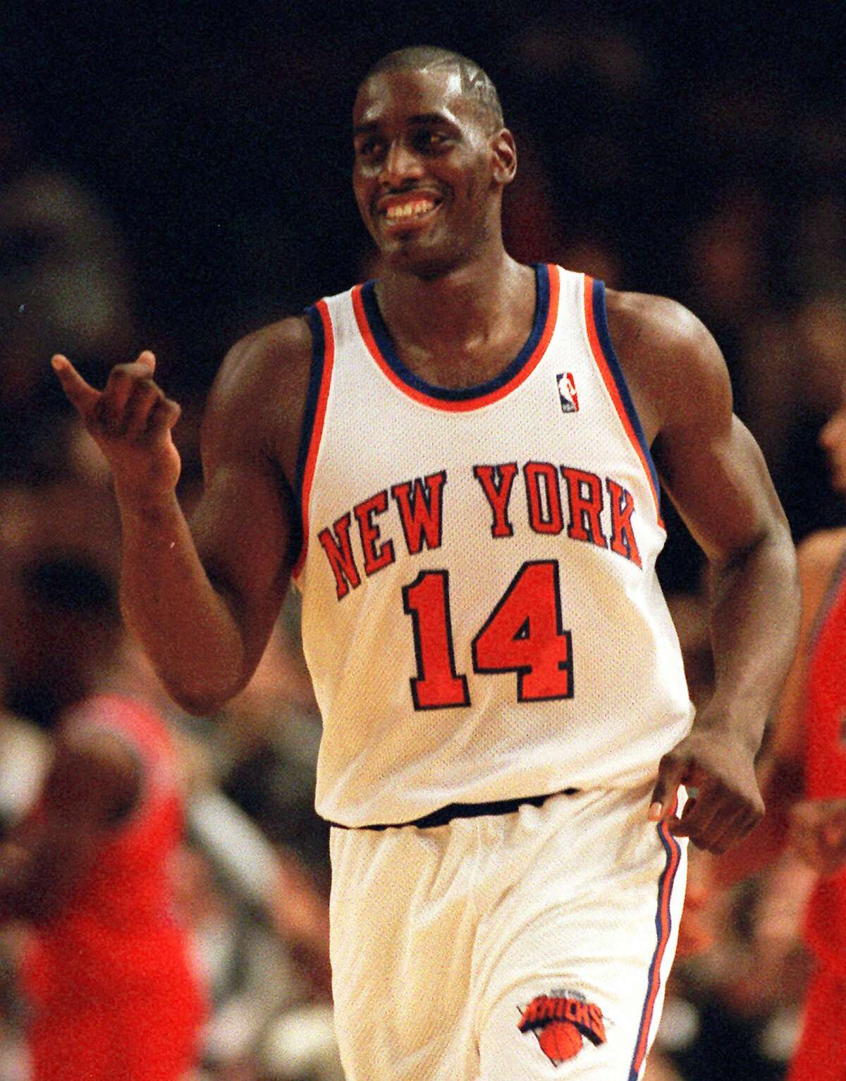 New York Knicks spokesman Jonathan Supranowitz confirmed Saturday that Anthony Mason, a rugged power forward who was a defensive force for several NBA teams in the 1990s, has died at 48.
