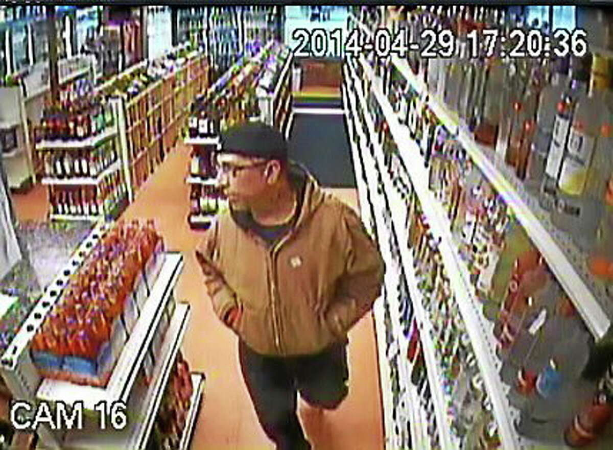 Middletown Police are looking for a suspect who robbed the West End Package Store.
