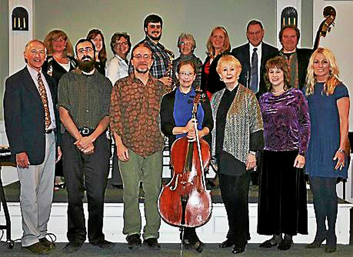 """Contributed photo Members of the HYPERLINK """"http://www.community-music-school.org""""Community Music School faculty come together to perform an array of chamber music and other works, Nov. 8 at 3 p.m. at the Centerbrook Meetinghouse, 51 Main Street, Centerbrook."""