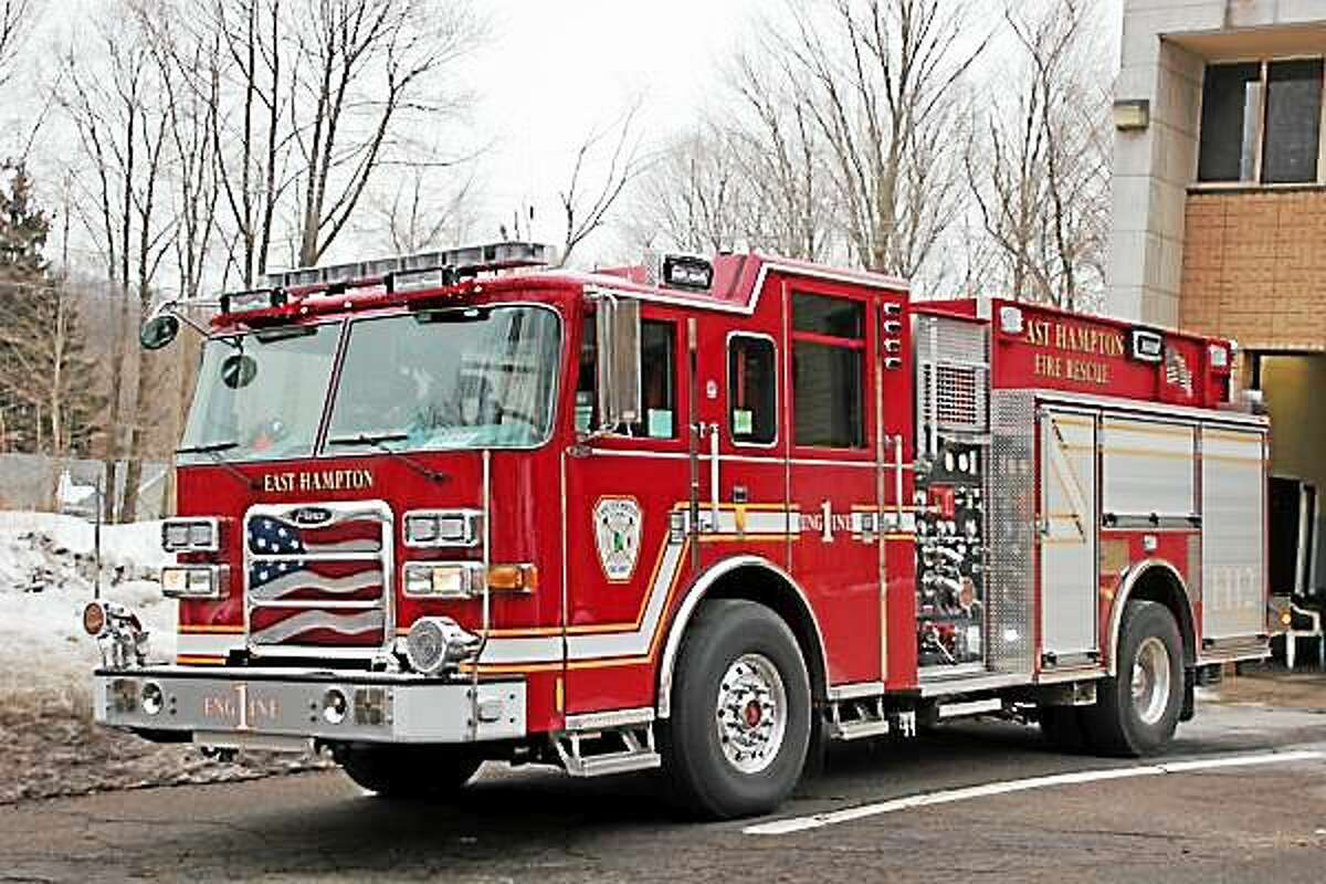 The East Hampton Facilities Committee offered recommendations for replacing Fire Co. No. 2's sagging station in Cobalt, and suggested improvements and/or replacements for the Center School and Fire Co. No. 1.