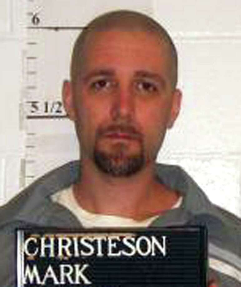 In this April 21, 2014 photo provided by the Missouri Department of Corrections is Mark Christeson who is scheduled to die by injection for killing a south-central Missouri mother and her two children in February 1998. (AP Photo/Missouri Department of Corrections) Photo: AP / Missouri Department of Corrections