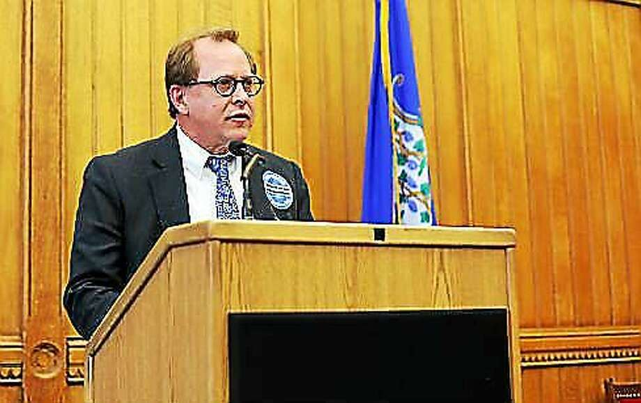 Matthew Barrett, executive vice president of the Connecticut Association of Health Care Facilities. Photo: CT News Junkie File Photo