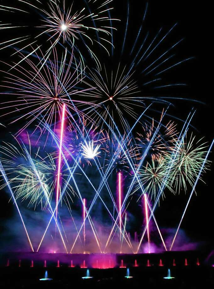 File photo Fourth of July fireworks