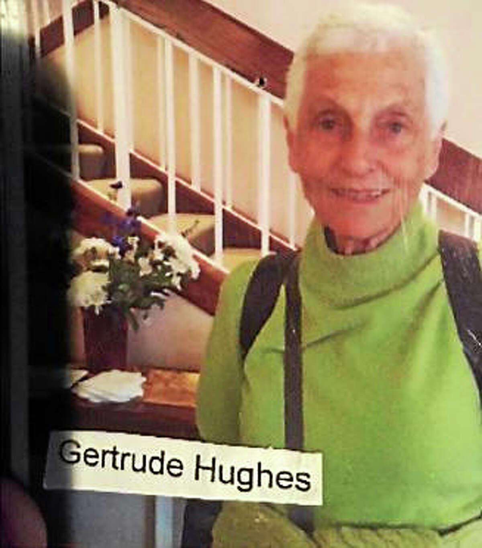 Gertrude Hughes