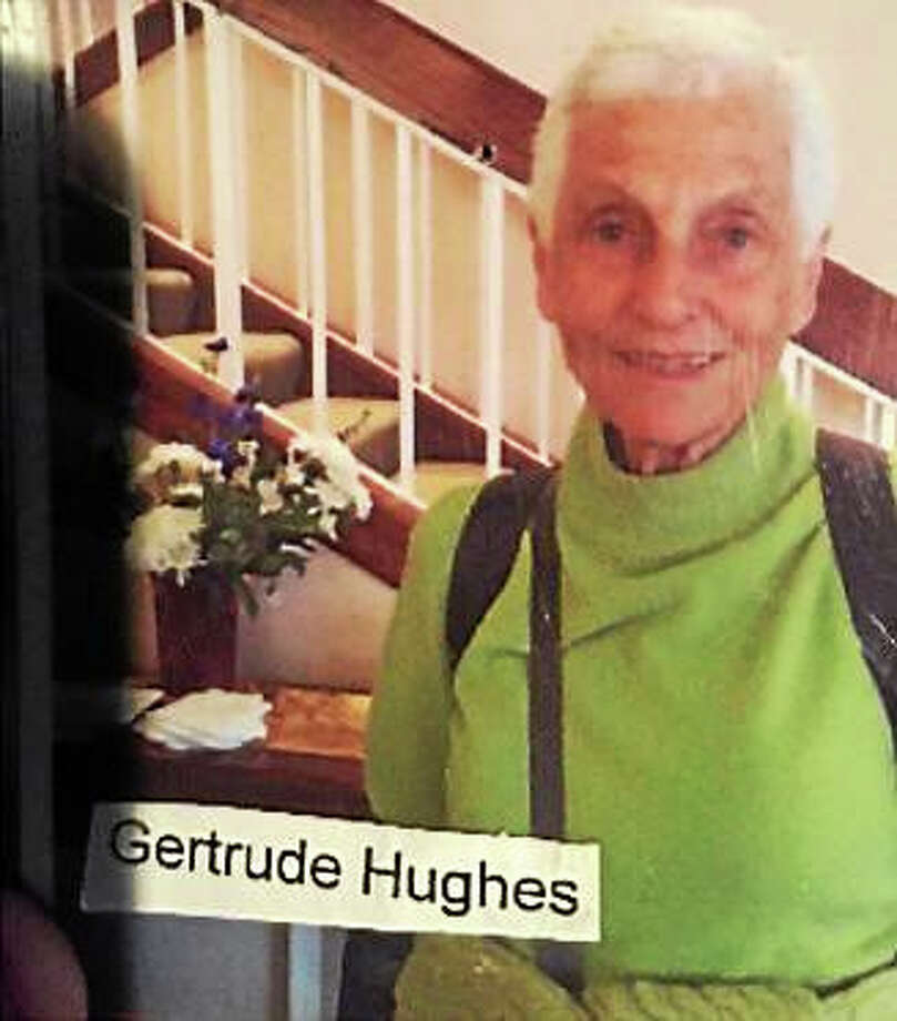 Gertrude Hughes Photo: Courtesy Photo