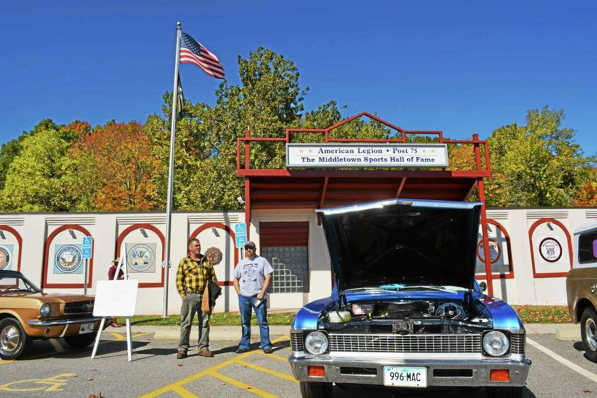 The Middletown American Legion on Bernie O'Rourke Drive