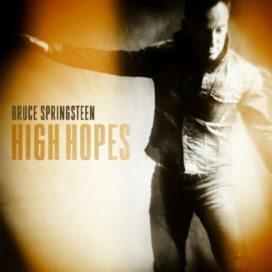"Bruce Springsteen's new album ""High Hopes"" contains unreleased songs recorded over the past decade."