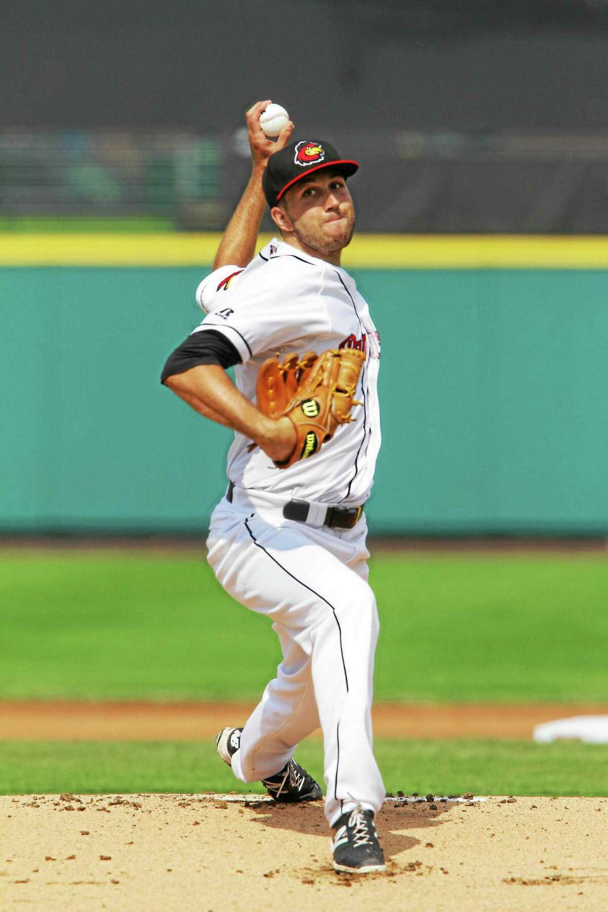 Naugatuck native Pat Dean is figuring things out this year with Triple-A Rochester.