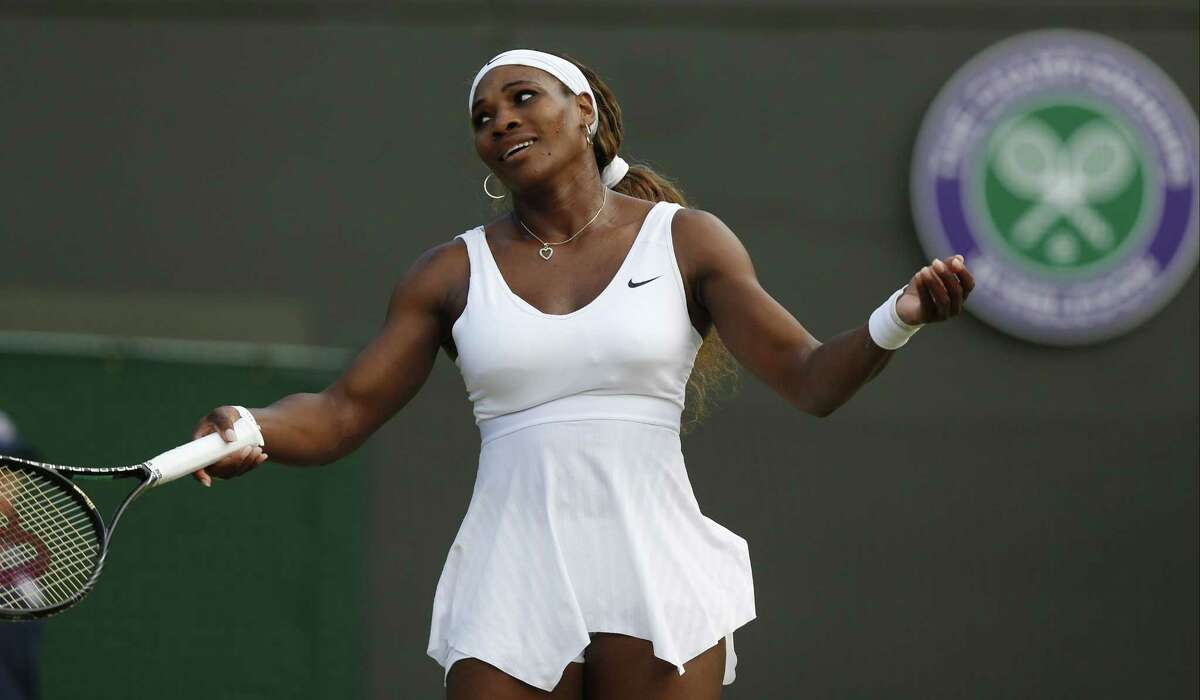 A five-time champion and two-time runner-up at Wimbledon, Serena Williams hasn't been past the fourth round either of the last two years at the All England Club.