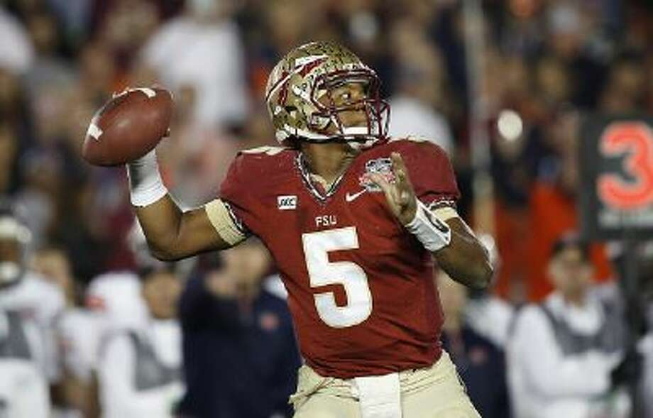Jameis Winston can throw a spiral and a mean Uncle Charlie, too.