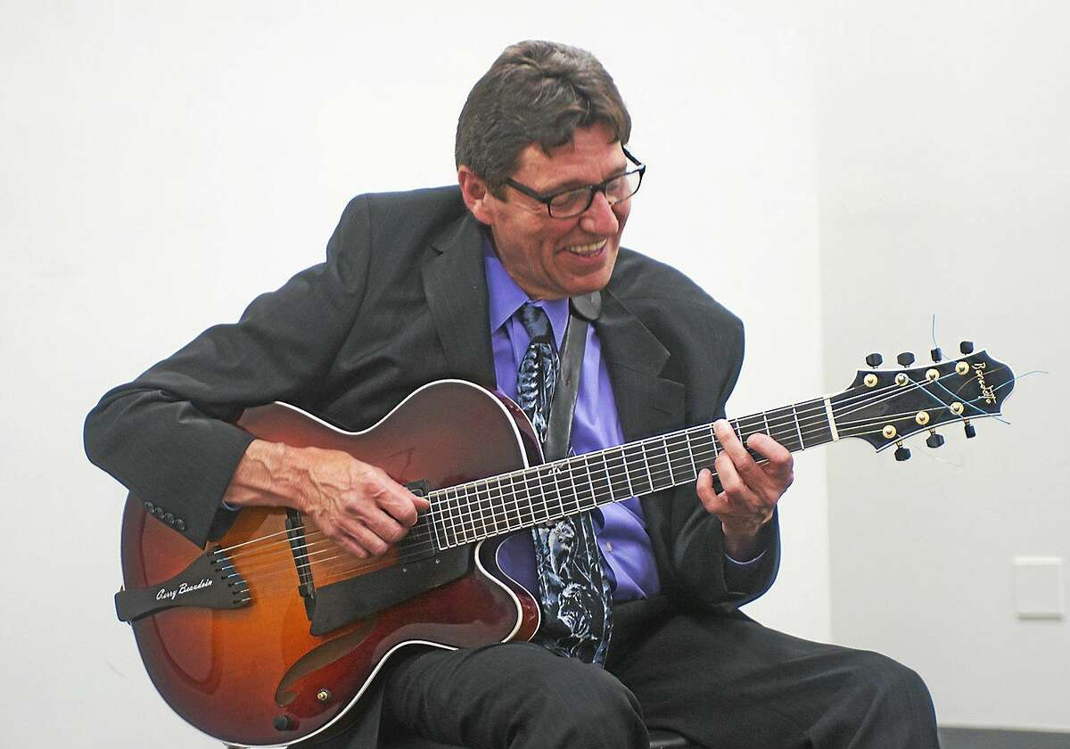 Contributed photo New England Arts & Entertainment kicks off itís Spring Jazz Series with the first of four shows featuring Gerry Beaudoin Trio on Friday, March 13 with shows at 7 and 9 p.m.