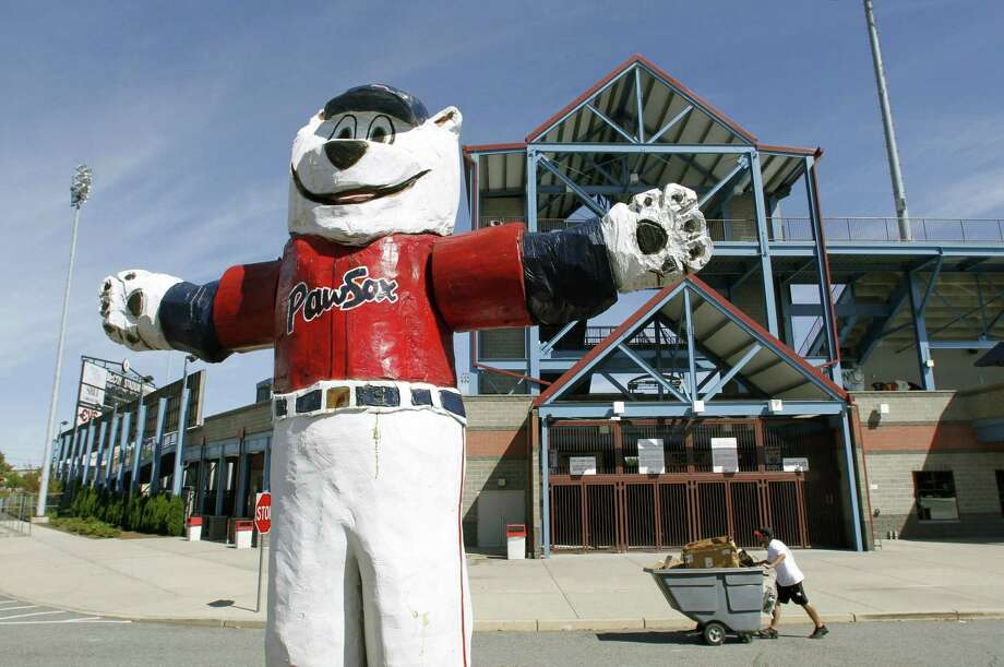 Pawtucket Mayor Donald Grebien said Monday that the Triple-A baseball club has been sold and is leaving the city. Photo: Steven Senne — The Associated Press File Photo  / AP