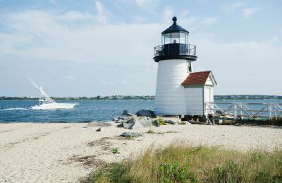 Nantucket is gorgeous. But June - especially early June - can still be chilly. You might hit a warm spot, but in general, you can't depend on being able to enjoy beaches (as in, in your bathing suits) in early June. Photo: Getty Images / (c) Blue Line Pictures