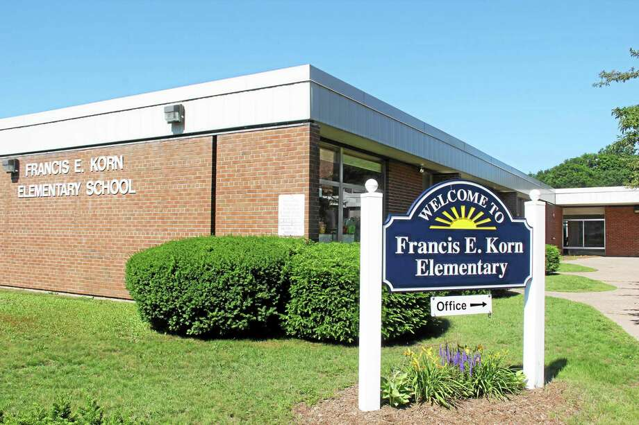 After a study identified underenrollment at Korn Elementary School, numbers that have steadily decreased over the years, the school administration is considering some tough decisions. Photo: Kathleen Schassler — The Middletown Press  / Kathleen Schassler All Rights