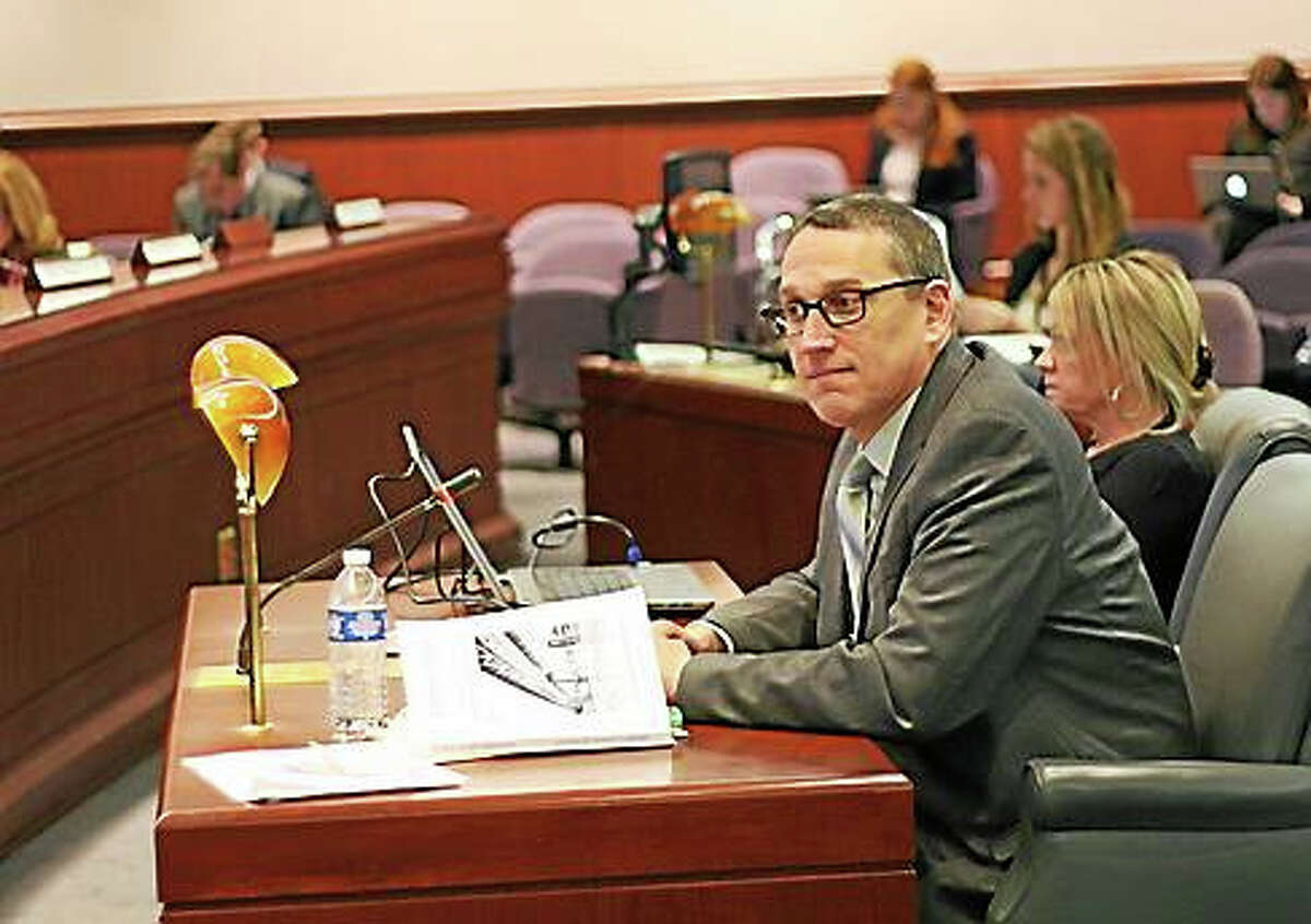Connecticut Office of Policy and Management Secretary Ben Barnes