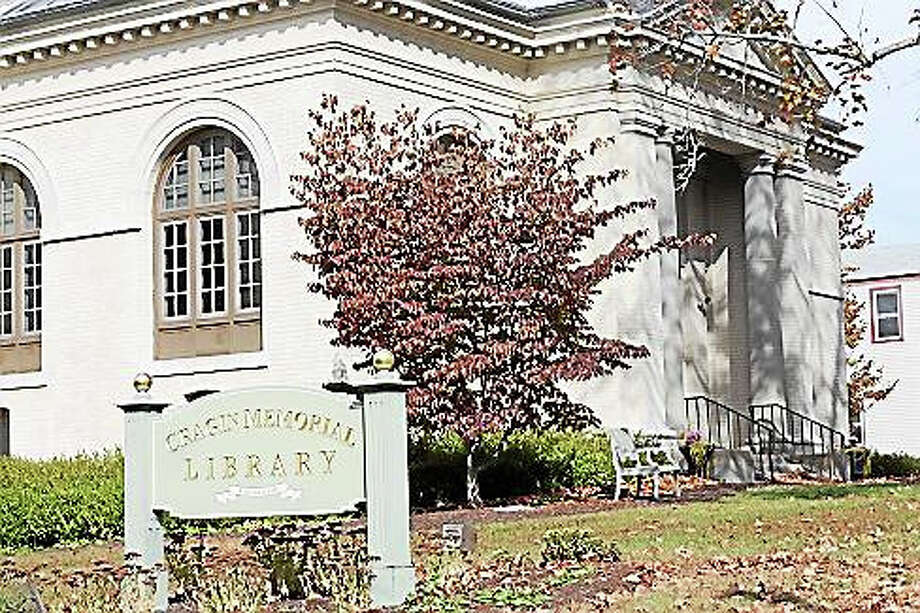Cragin Memorial Library, Colchester Photo: Elizabeth Regan — CT News Junkie